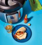 Instant Pot Burrito Recipe