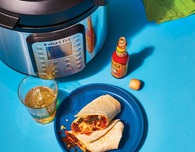 Instant Pot Burrito Recipe