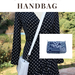 Reversible Crossbody Handbag FREE Pattern