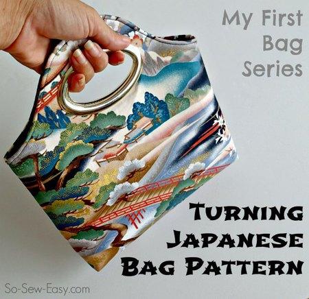 Turning Japanese Bag