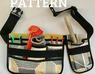 Gardening Tool Belt Pattern