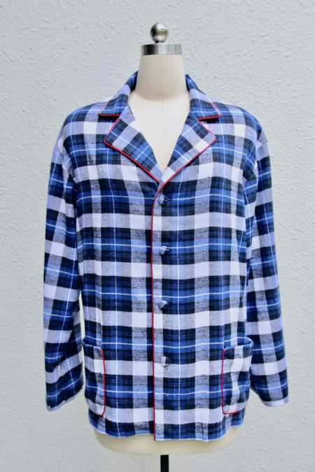 Unisex Pajama Top Free Pattern