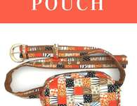 The Belted Pouch Free Pattern And Tutorial