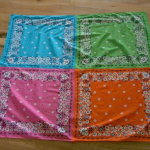 handkerchief kid quilt