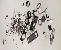 Todd McLellan's exploding gadget art