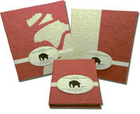 paper made from elephant poo
