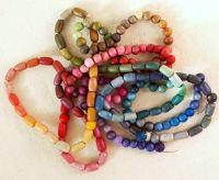 polymer bead bff jewelry