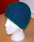 Tunisian hat pattern