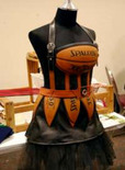 march madness basketball apron