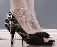 anklet straps