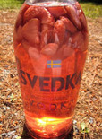 strawberry vodka infusion
