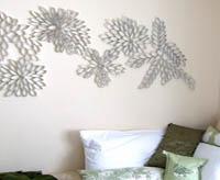 cardboard roll decor