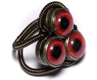 steampunk promise ring