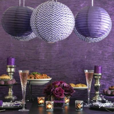 easter lantern chandelier