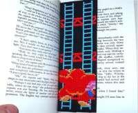 donkey kong bookmark