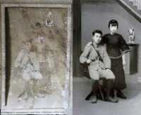 restore vintage photographs