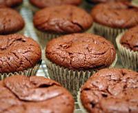 belgian flour-free brownies