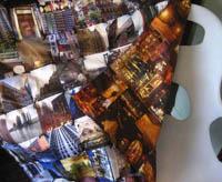 urban photo quilt