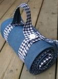 picnic blanket carrier