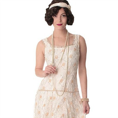 gatsby style dress from blue velvet vintage
