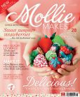 cover of mollie makes magazine