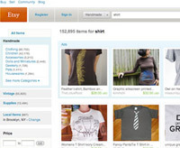 Craft Bits news item on etsy ads