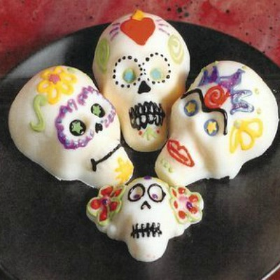 Sugar Skull Crafts Mexican Day of the Dead