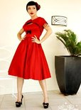 pinup girl evelyn dress