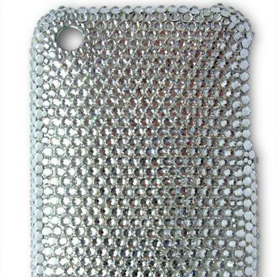 Shiny DIY iphone case
