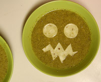 halloween food, pumpkin soup