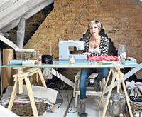 inside UK newsreader Joanna Gosling