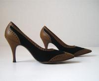 50s vintage stilettos