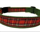 dog holiday gift collar