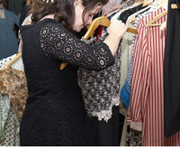 Craft bits news story on selling vintage at home