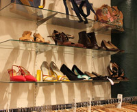 Craft Bits news story on Fashion Hunters, the show on Bravo about a vintage/consignment shop