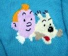 Tintin sweater