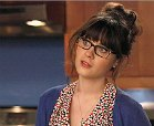 zooey deschanel loves vintage