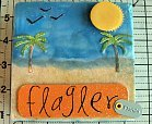 flagler beach paper craft