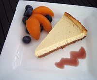 low-fat recipe for cheesecake using yogurt