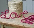 wire-wrapped Valentine