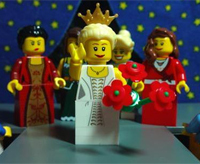 Lego Miss America Project