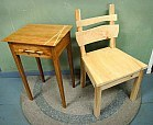 chairs made from craft class