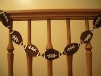 football garland