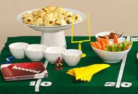 football tabletop decor
