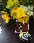 football vase