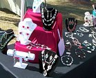 jewelry from craft fair