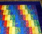 quilt from craft fair