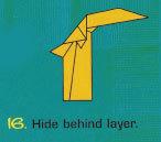 fold a penguin