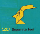 origami penguin 20