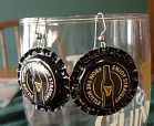 Guinness earrings